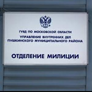 Отделения полиции Малых Дербетов