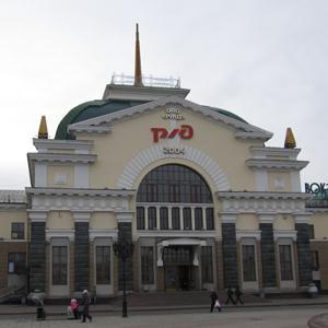 Железнодорожные вокзалы Малых Дербетов